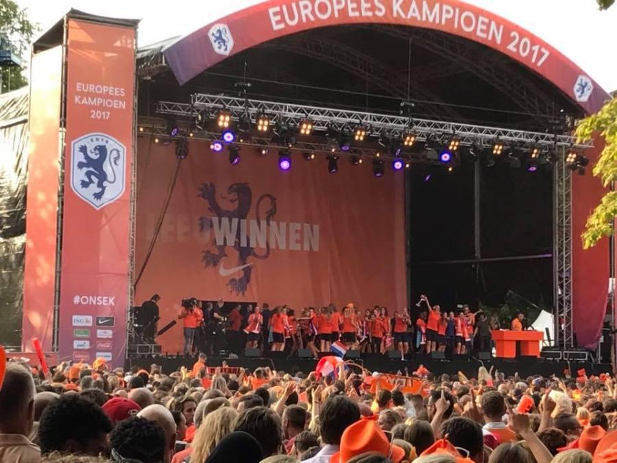 Nominaties OranjeLeeuwinnen