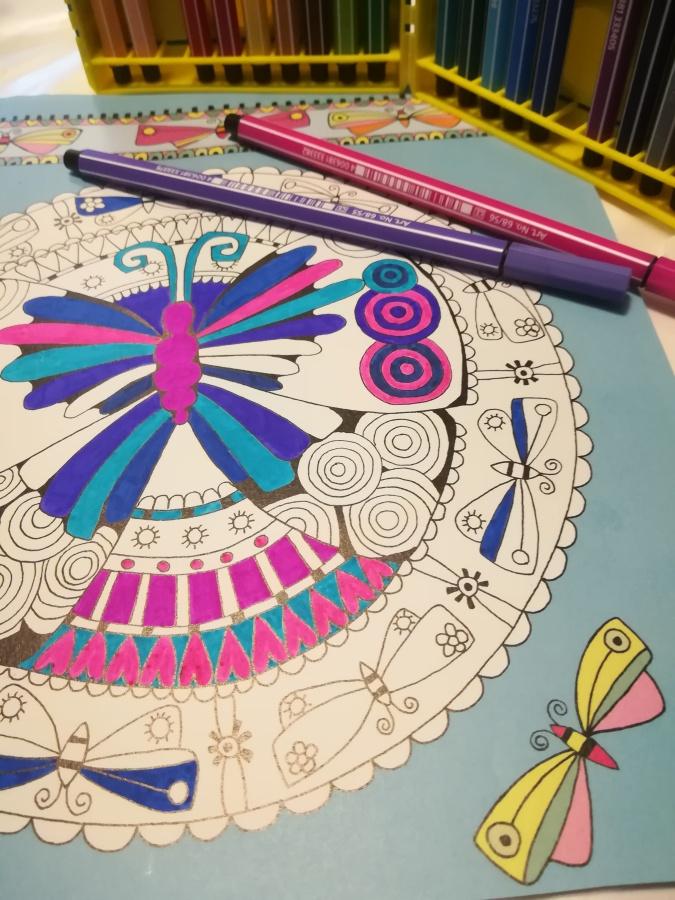 Mandala's, een bron van rust, wijsheid enmeditatie.